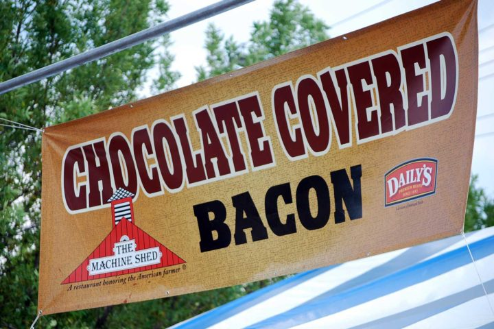 The craziest stuff to eat at the 2017 Wisconsin State Fair