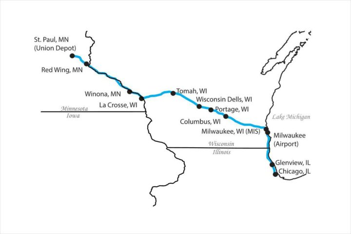 Passenger rail continues to skip over Madison