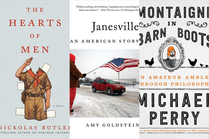 Here's the 2017 Wisconsin Book Festival lineup