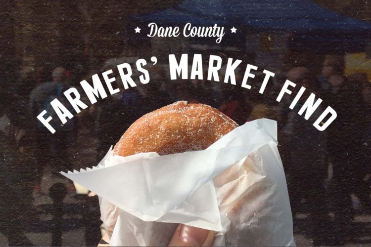 Farmers' Market Find: Potato Buttermilk Donuts
