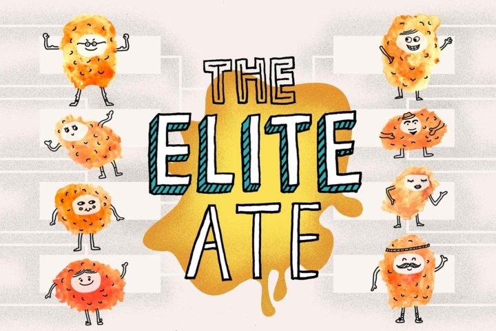 The Cheese Curd Bracket: The Elite Ate