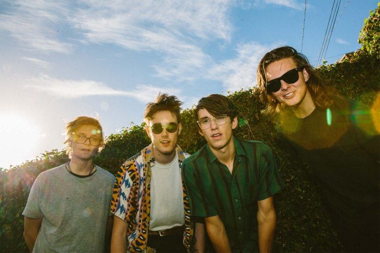 Win 2 tickets to Hippo Campus at the Majestic Theatre