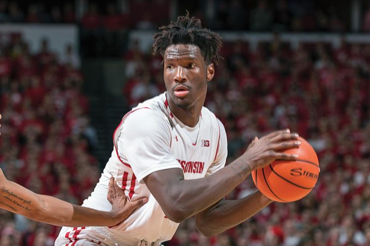 Nigel Hayes offers up his own commencement speech
