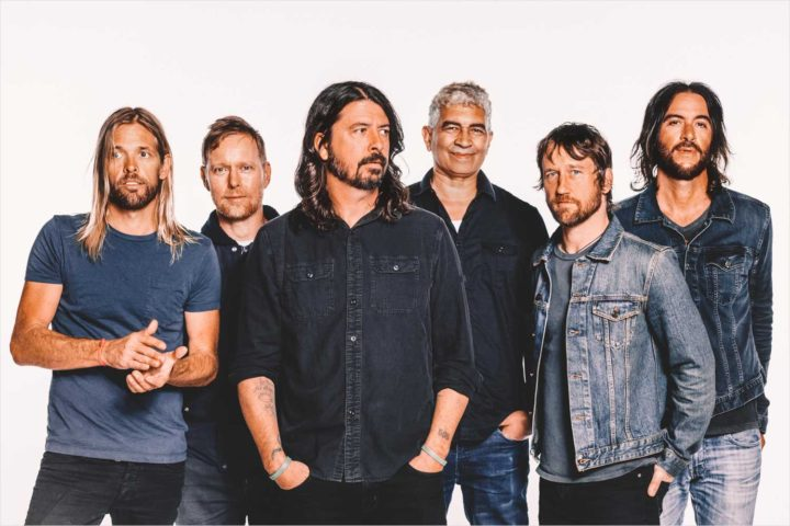 Foo Fighters to play Kohl Center in November