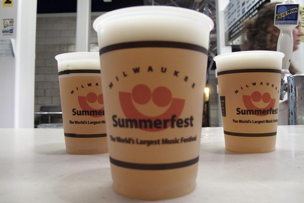 Summerfest beer