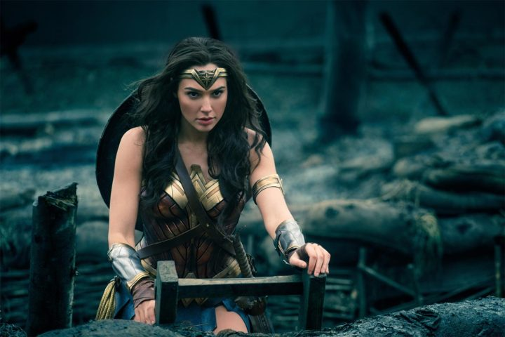 Movie (p)reviews: Wonder Woman, Captain Underpants and Churchill