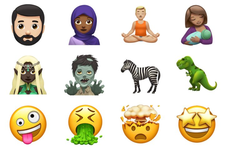 Apple previews new emoji on World Emoji Day