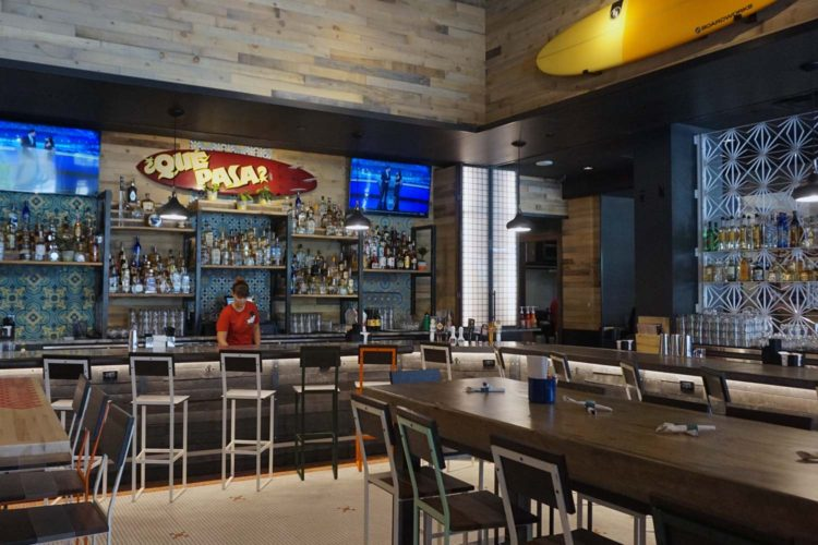 Opening soon: BelAir Cantina will have the best damn lunch special on the Square