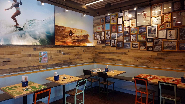 BelAir Cantina dining room