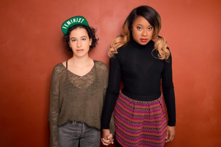 Win 2 tickets to Ilana Glazer + Phoebe Robinson at the Barrymore Theatre