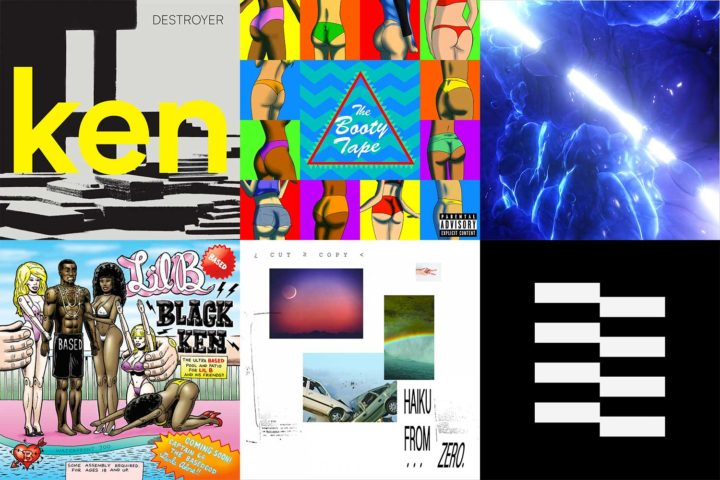Pop Gazing: New music from Cut Copy, Destroyer, Lil B, and more