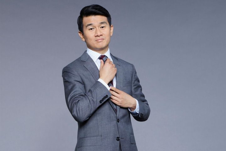 Modern politics is business as usual for Ronny Chieng