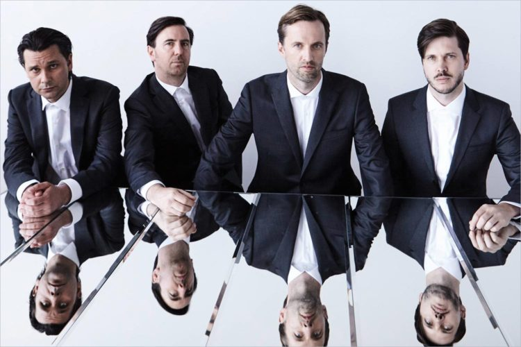 Win 2 tickets to Cut Copy at Majestic