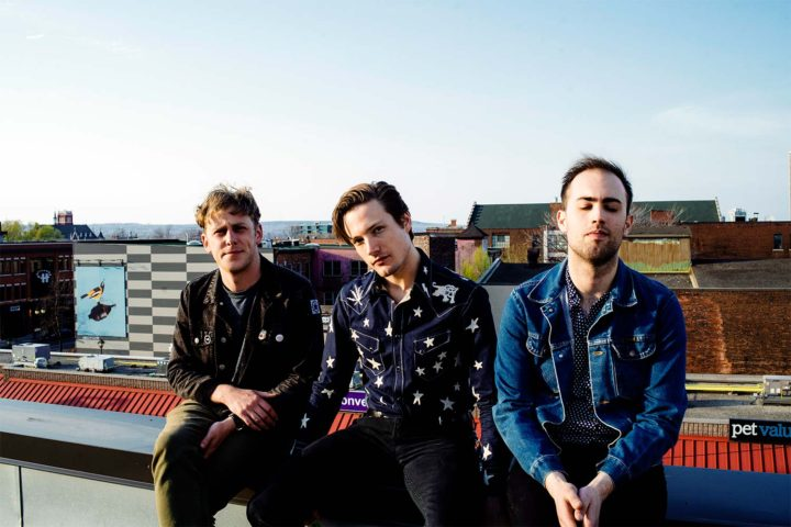 The Dirty Nil's Luke Bentham on Canada vs. the USA