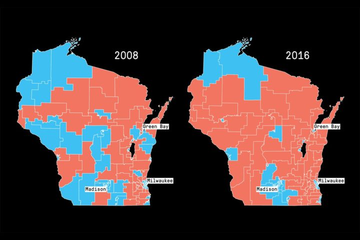 Wisconsin becomes battleground state in fight against gerrymandering
