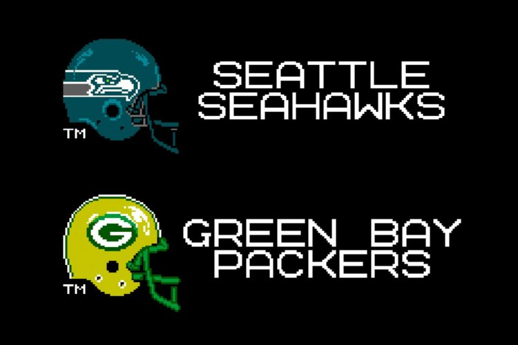 ICYMI: We simulated Packers-Seahawks via Tecmo Super Bowl