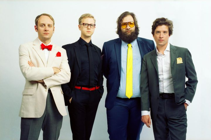 Win 2 tickets to Deer Tick at the Majestic Theatre