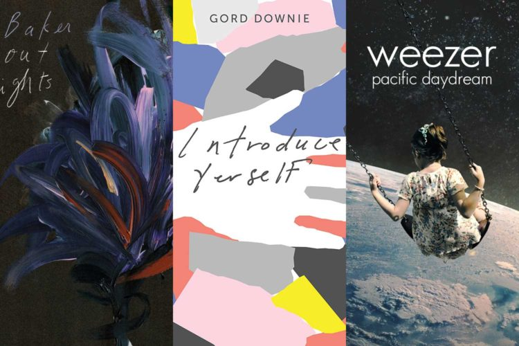 New Music Friday: Julien Baker, Gord Downie, Weezer