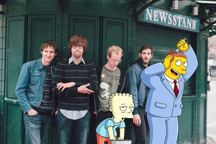 Rozwell Kid's Jordan Hudkins on why they're like Lionel Hutz and Wendell