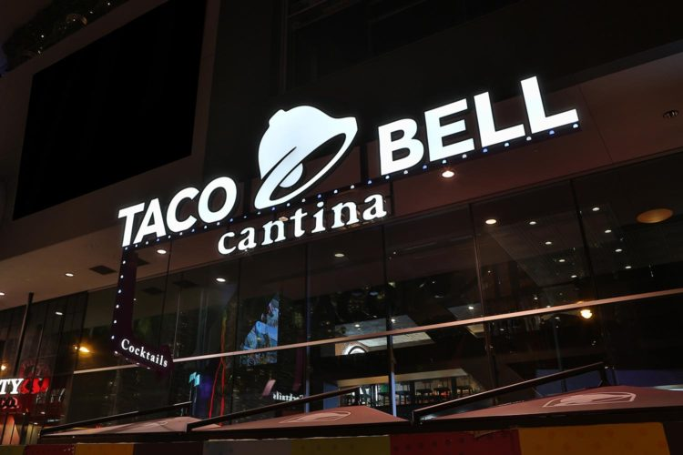 Taco Bell Cantina proposed for State Street, and we can't wait to drink there