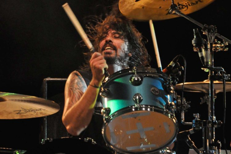 5 Dave Grohl drum performances that can't be beat