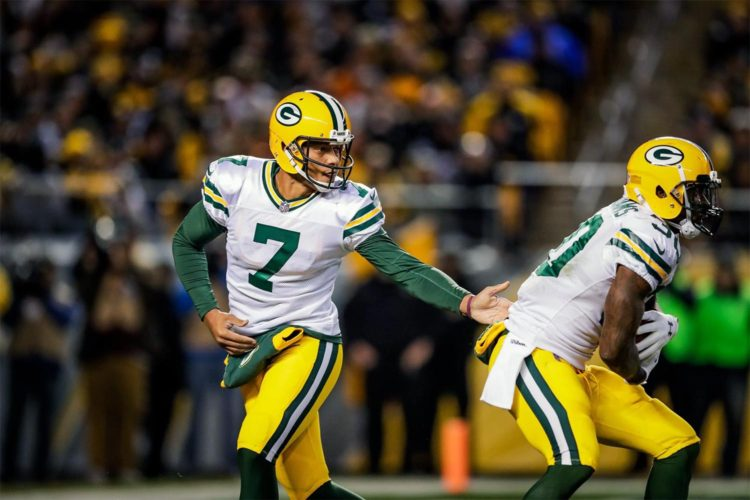 "The Green Bay Packers need a ""Run the Table 2"""