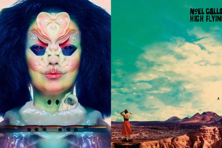 New Music Friday: Björk and Noel Gallagher's High Flying Birds