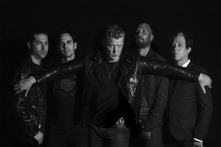 Queens of the Stone Age to play Breese Stevens Field in 2018