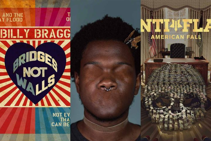New Music Friday: Billy Bragg, Shamir, Anti-Flag
