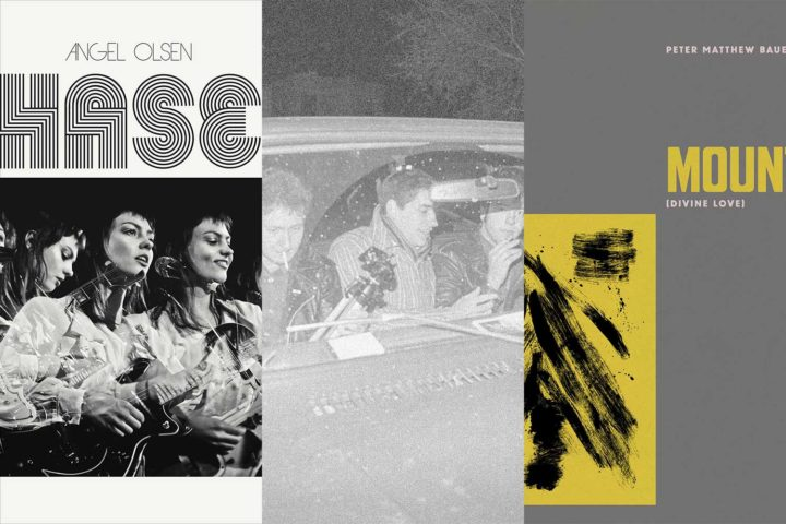 New Music Friday: Angel Olsen, Husker Dü, Peter Matthew Bauer