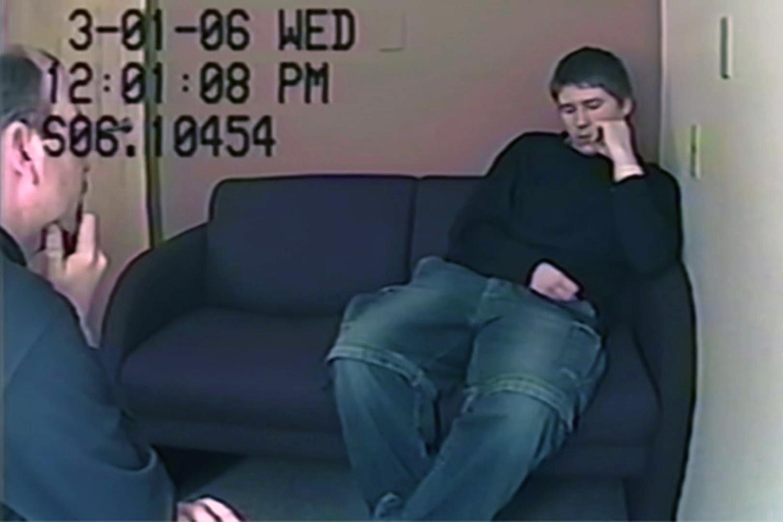 Brendan Dassey interrogation