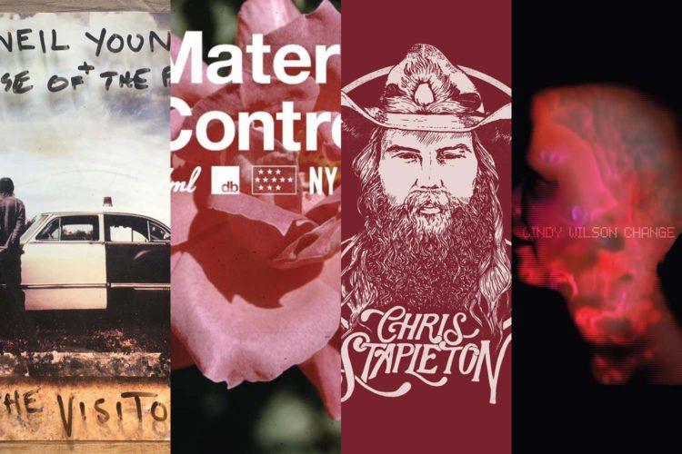 New Music Friday: Chris Stapleton, Glassjaw and more