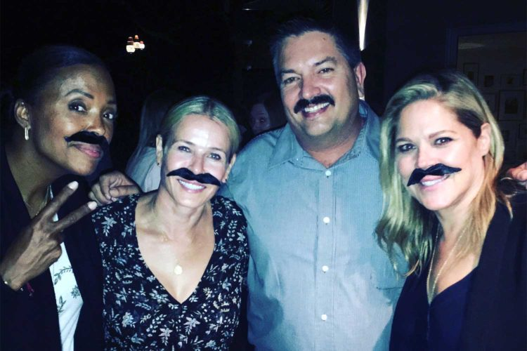 Chelsea Handler's coming to town for a Randy Bryce fundraiser