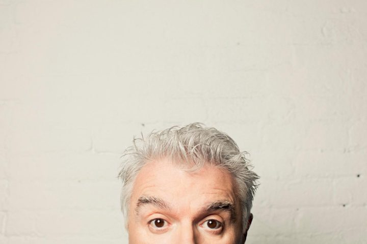 David Byrne to play the Orpheum in May