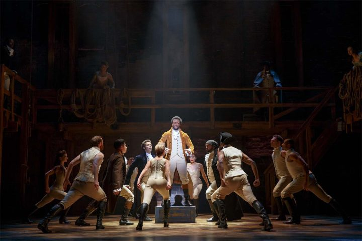 """Hamilton"" is coming to Madison in 2019 or 2020"