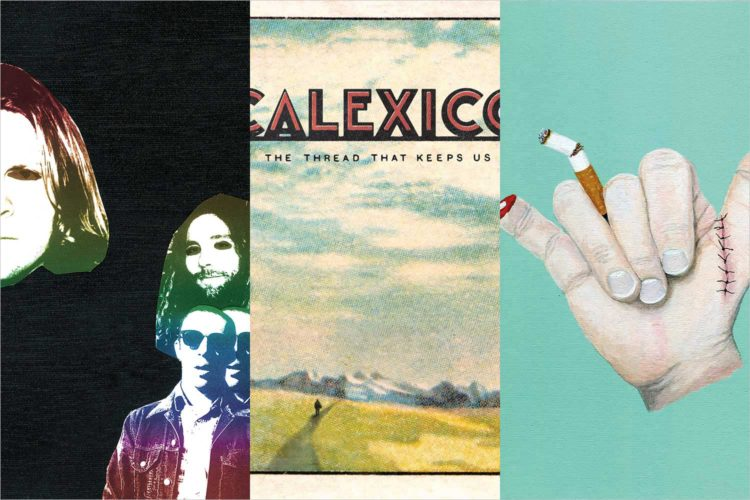 New Music Friday: Ty Segall, Calexico, Tiny Moving Parts