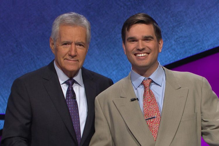 Madison man to appear on Monday's Jeopardy!