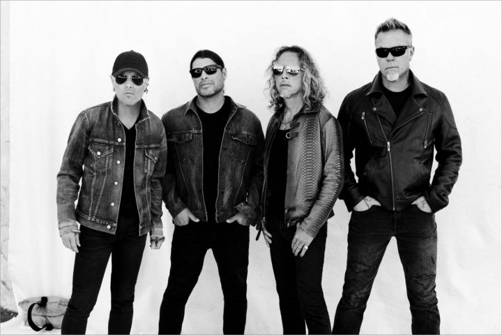 Metallica will play Madison and Milwaukee this fall