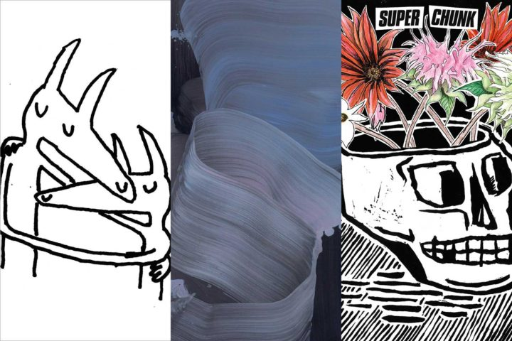 New Music Friday: Car Seat Headrest, Ought, Superchunk
