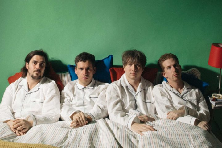 Win tickets to Parquet Courts at the Majestic Theatre