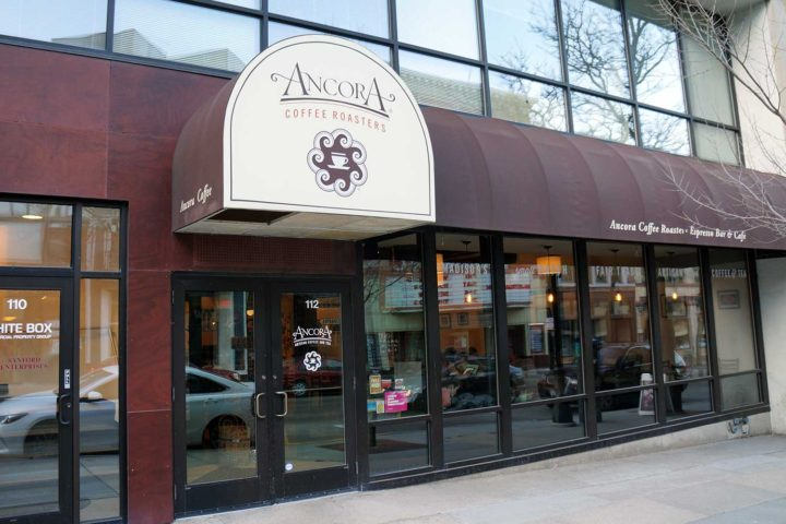 Forced to move, Ancora Coffee embraces planned new home across King Street