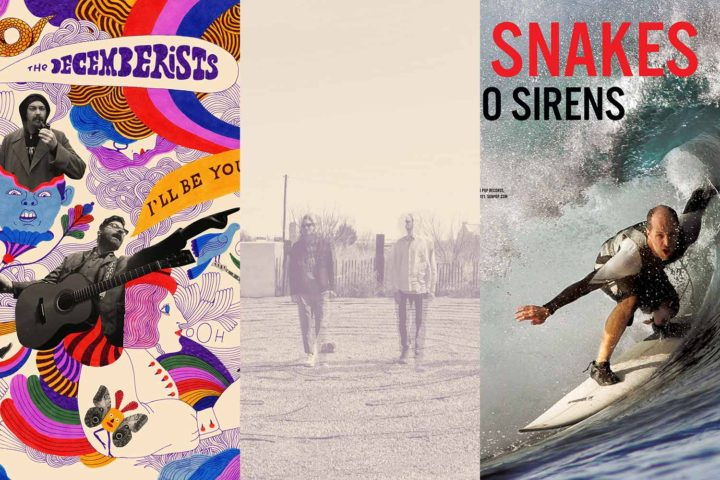 New Music Friday: The Decemberists, Dungen & Woods, Hot Snakes
