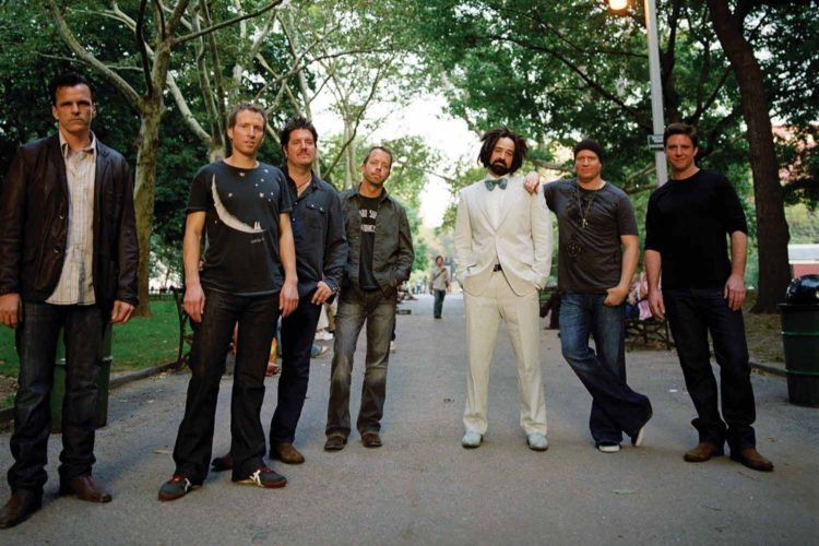 Counting Crows to play Breese Stevens Field in September