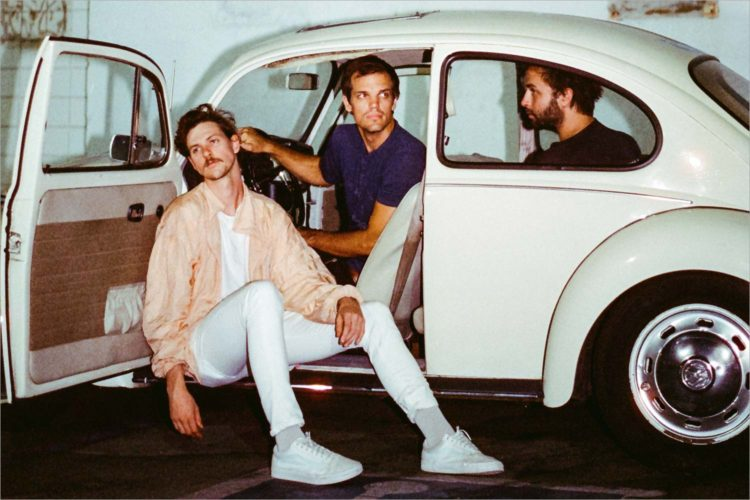 4 singers, 4 songs: The best of Houndmouth, so far