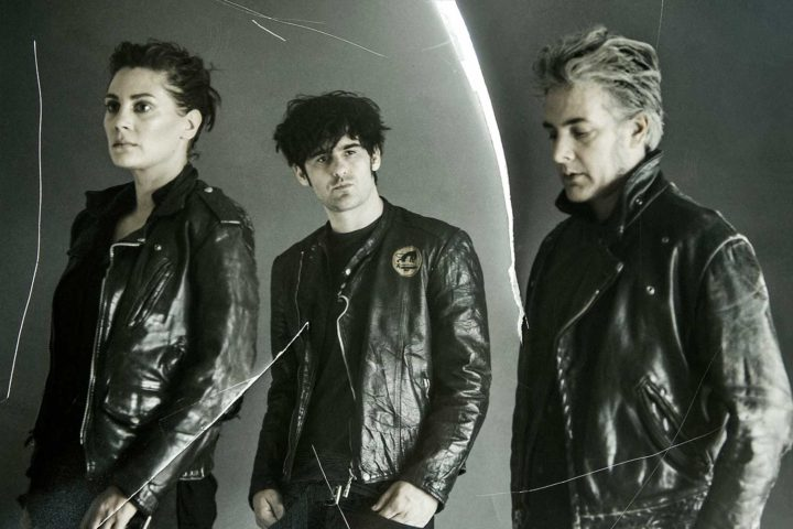 Black Rebel Motorcycle Club's Peter Hayes on sharing shock