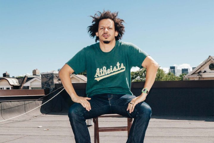 Eric Andre is coming to the Comedy Club in July