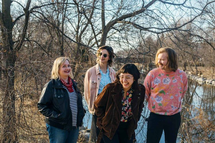 "Proud Parents release new song ""Flavordust"""