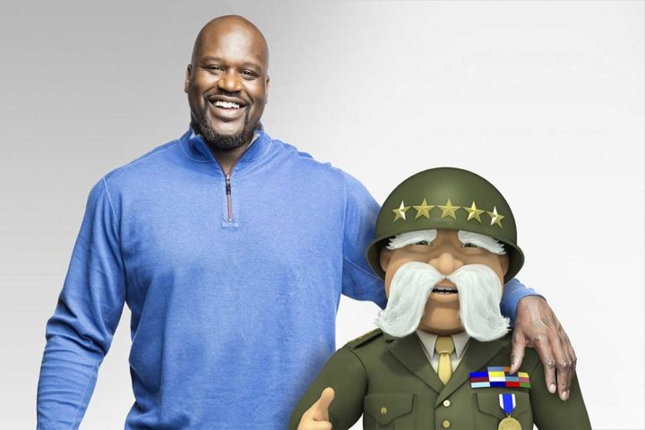 Musician Shaquille O'Neal to perform in Madison