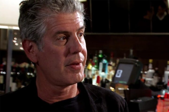 Remembering when Anthony Bourdain met the butter burger