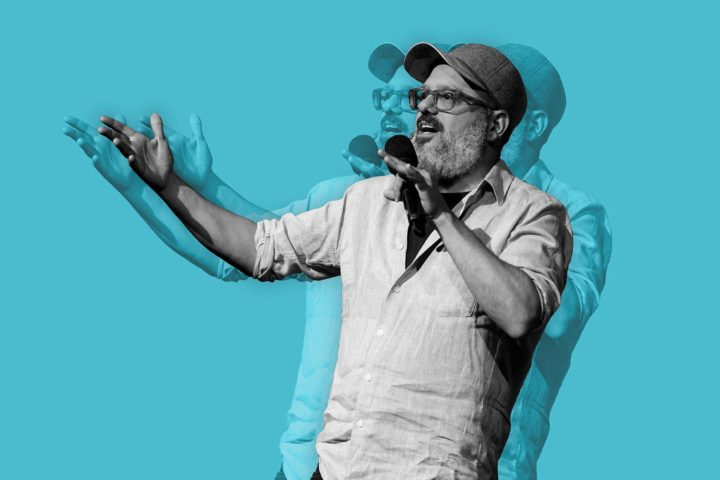Win 2 tickets to David Cross at the Orpheum Theater